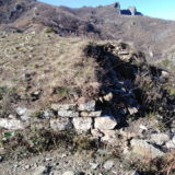 Archaeological traces somewhere in Caucasus.