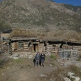Old water mill in Kuban valley. 3D documented.