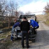 Road to Caucasus.
