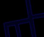 Obr. 5. Polygonová prezentácia štruktúry - muriva.