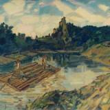 year: 1940; material: canvas/oil author: Gustáv Mallý; original: SNG O7014