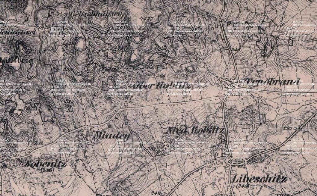3. vojenské mapování